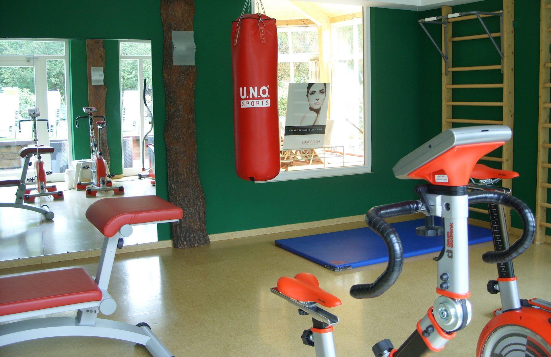 Fitnessraum Waldschloesschen