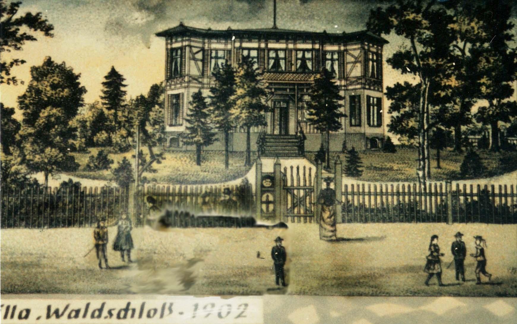 Villa 1902