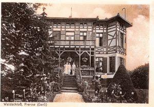 Villa Eingang