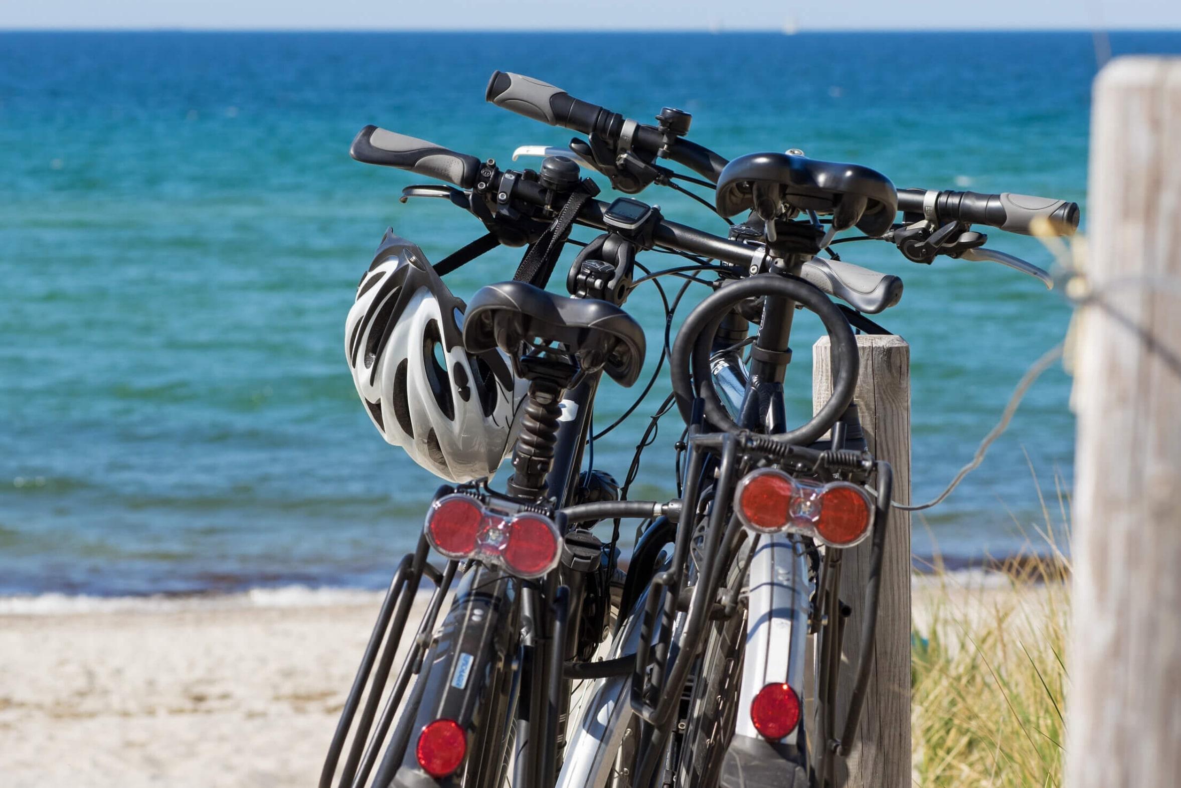 fahrradtour ostsee hotel waldschloesschen ostsee
