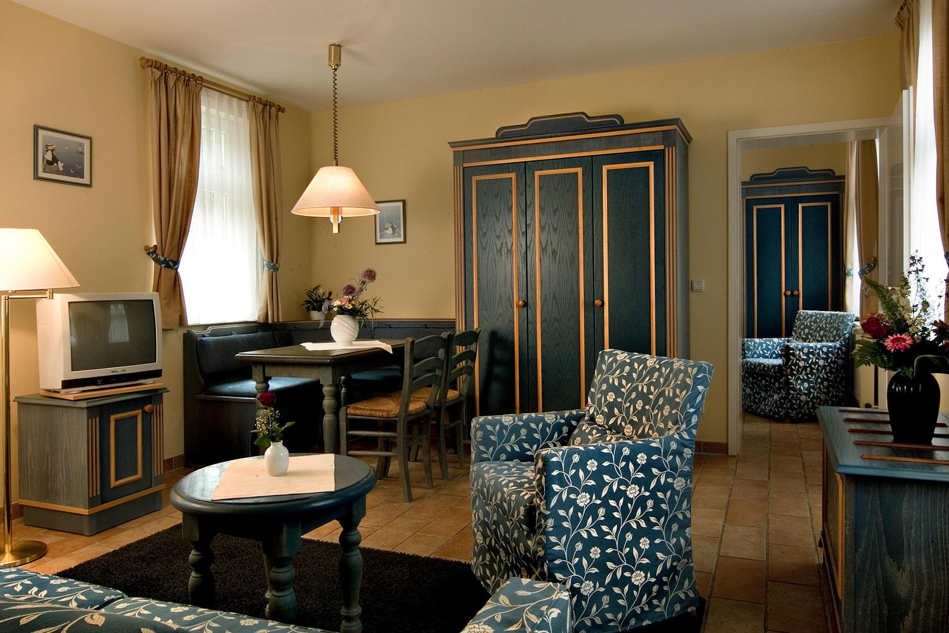 Hotelzimmer Waldschlösschen Prerow