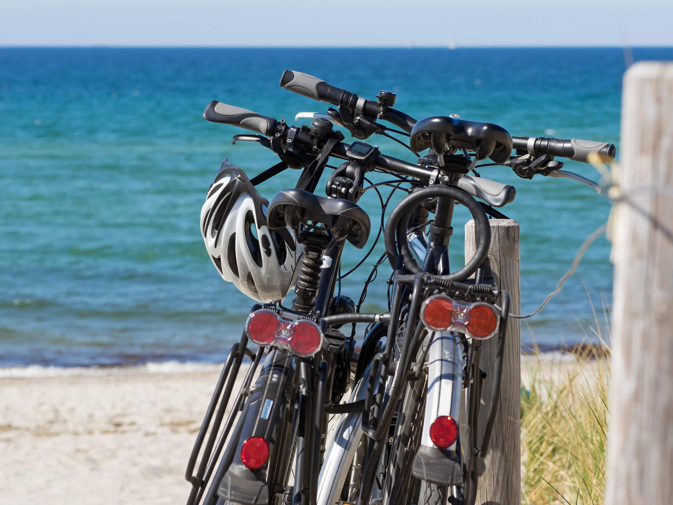 Fahrräder Ostsee Hotel