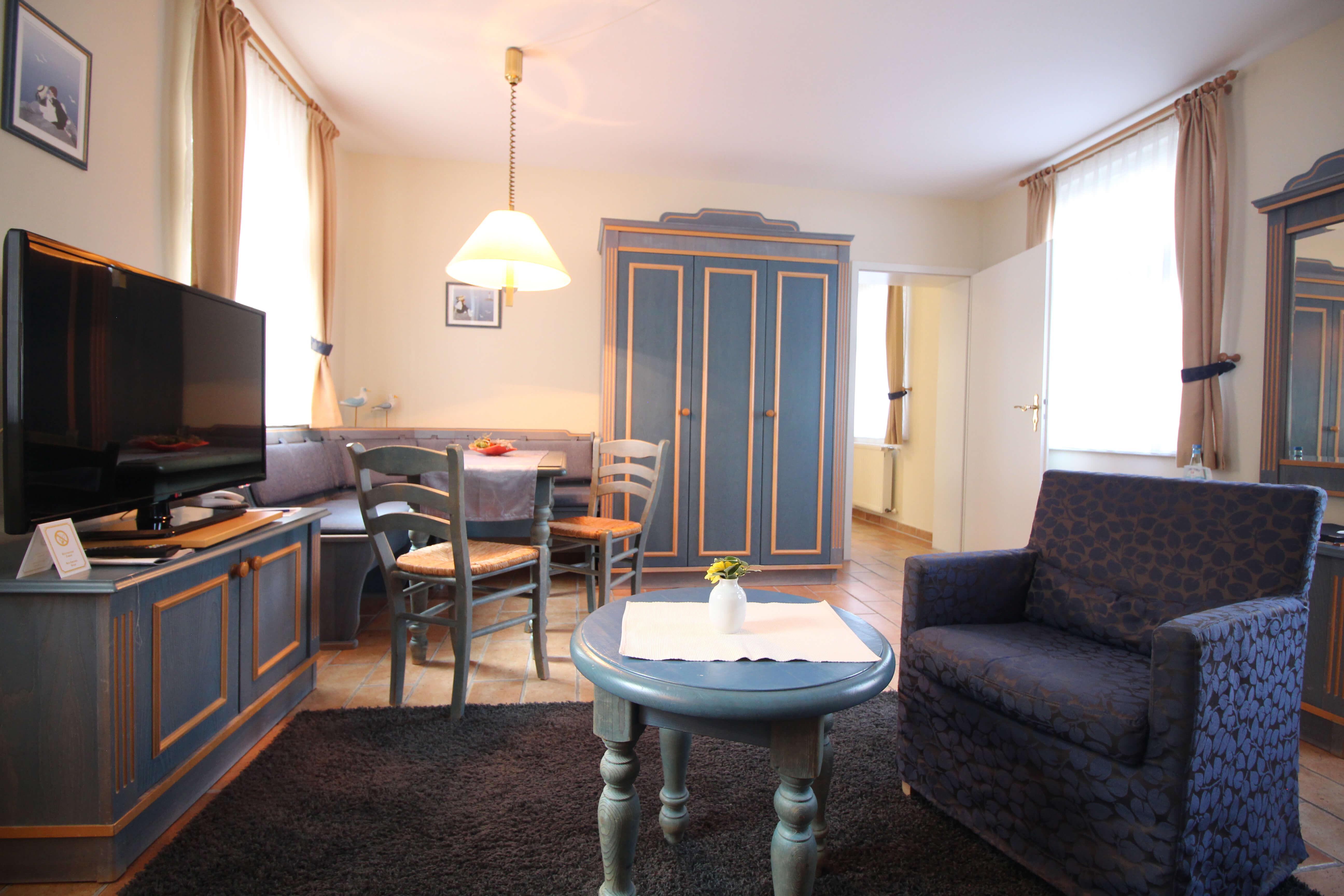 Hotelzimmer Suite Waldschlösschen