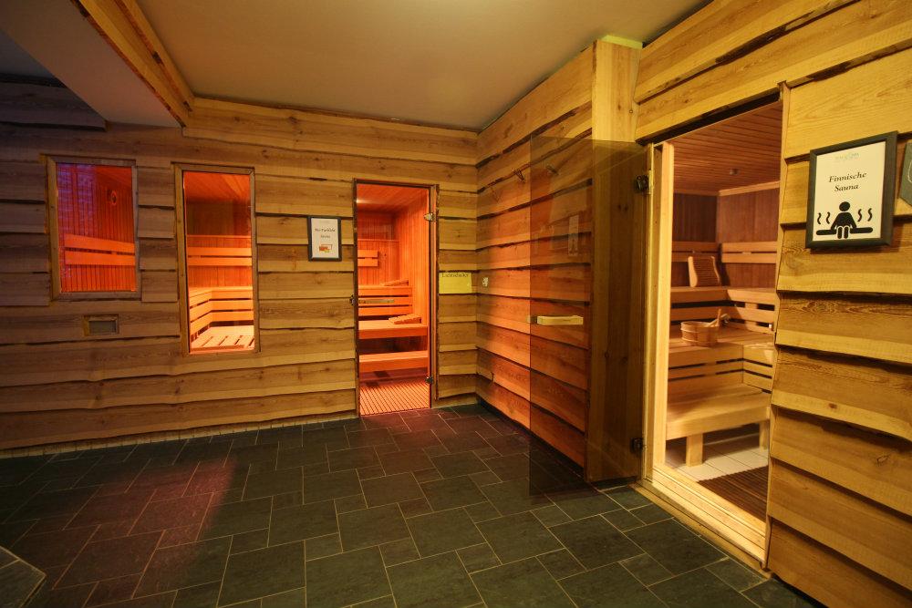Saunalandschaft Hotel Waldschlösschen