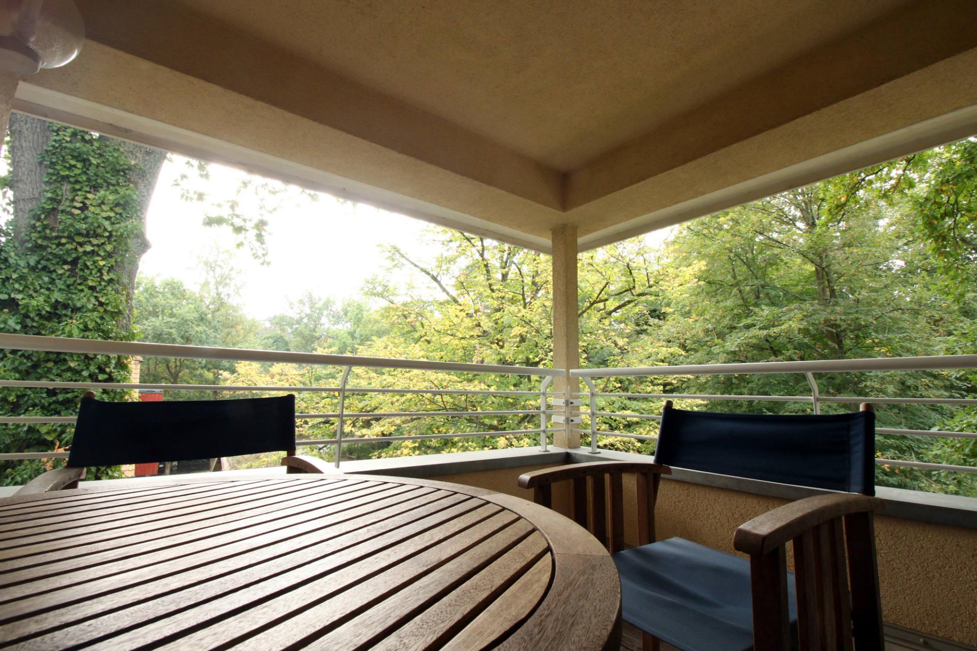 Suite Hotelzimmer Balkon