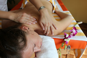 Tibetanische Massage Wellness Hotel