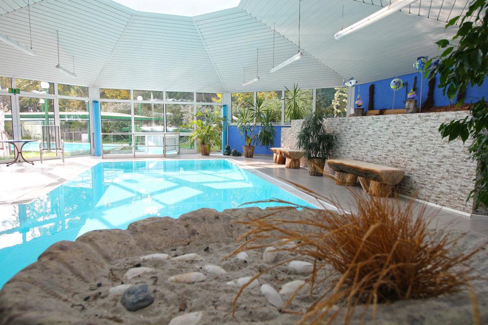 Innenpool Wellness Hotel Ostsee