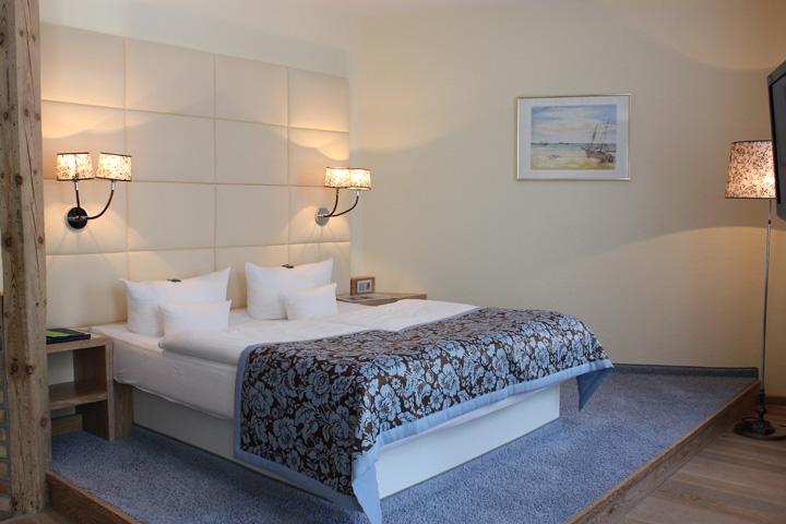 Meerdüne Bett Ostseehotel Waldschlösschen
