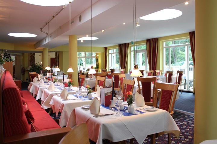 Restaurant Titania Ostseehotel Waldschlösschen Prerow