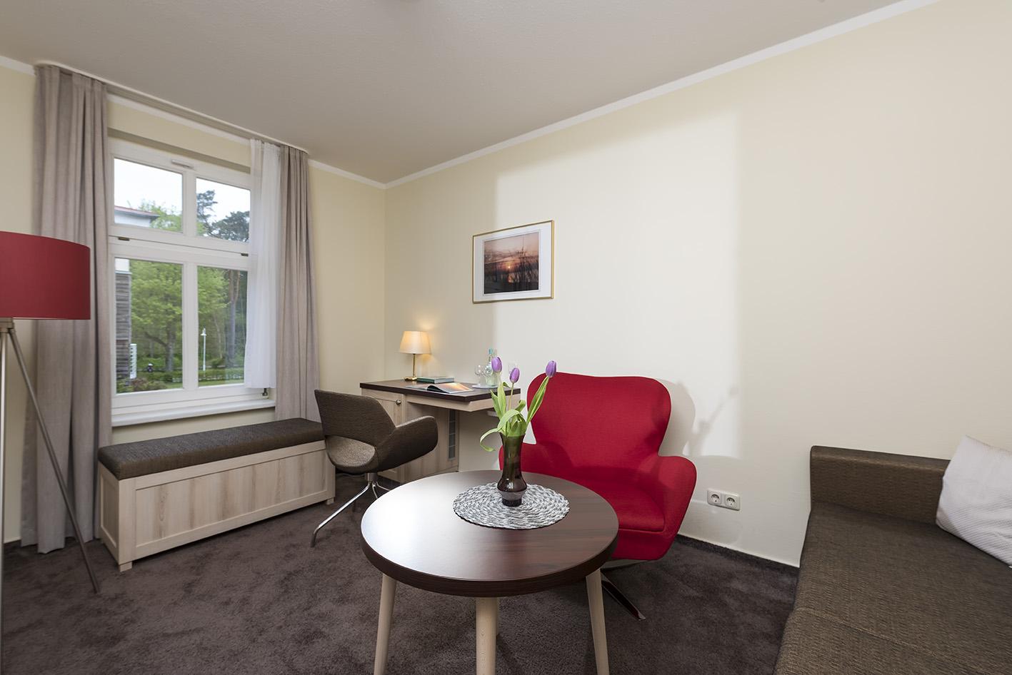 suite Best Western Waldschlösschen Prerow