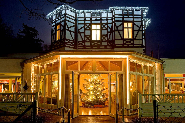 Weihnachten Waldschlösschen Prerow